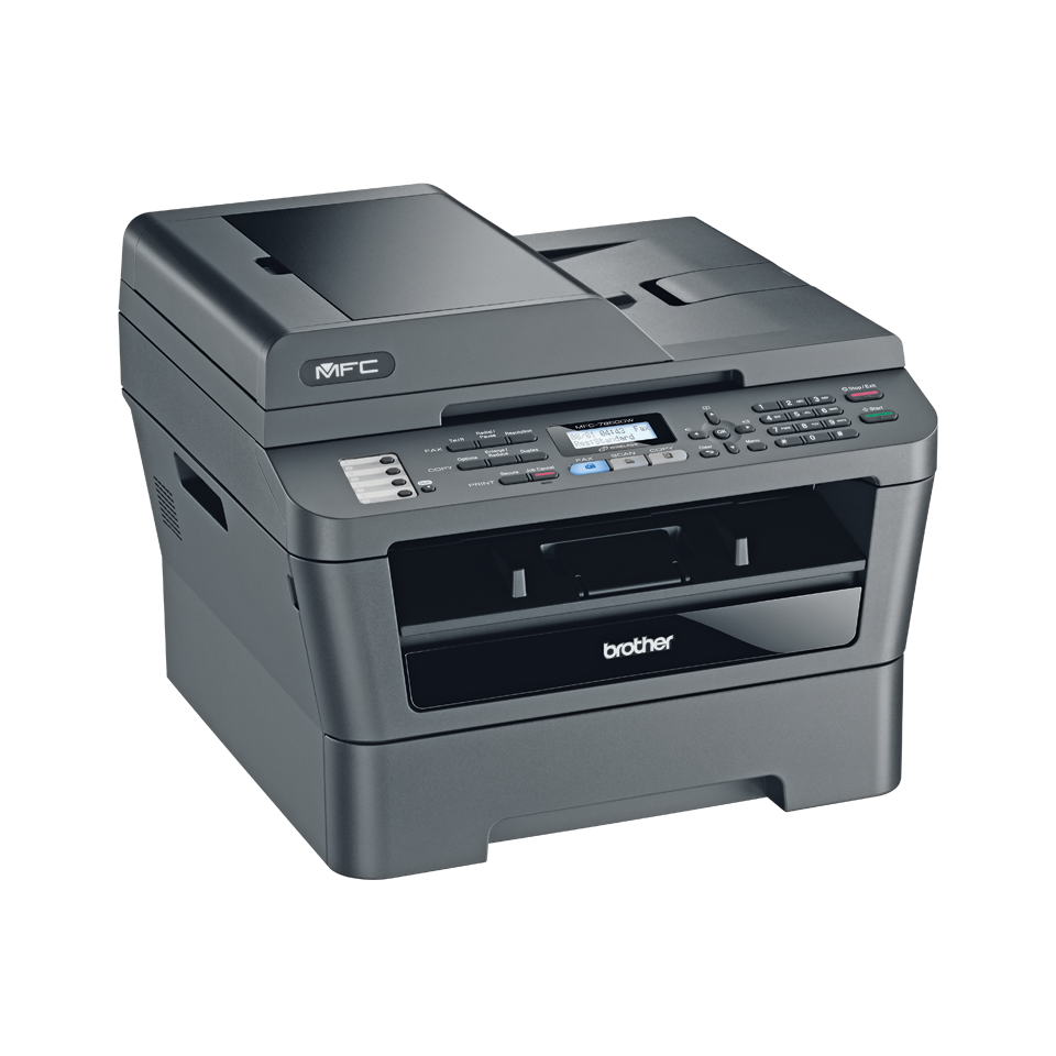 MFC-7860DW all-in-one mono laser printer 3