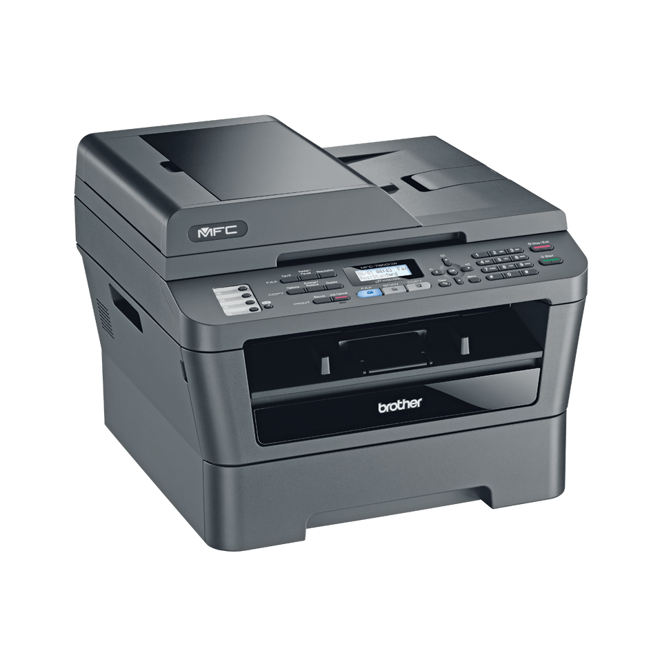 MFC-7860DW imprimante laser monochrome tout-en-un 3