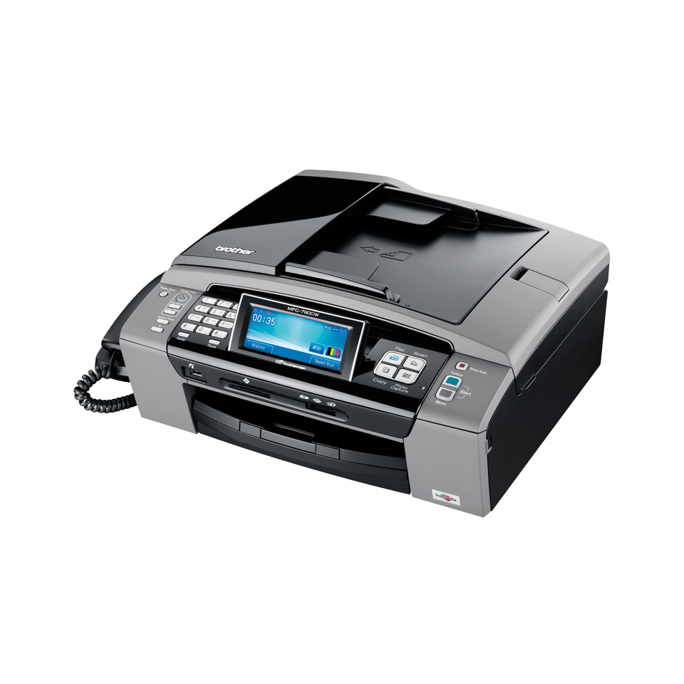MFC-790CW all-in-one inkjet printer