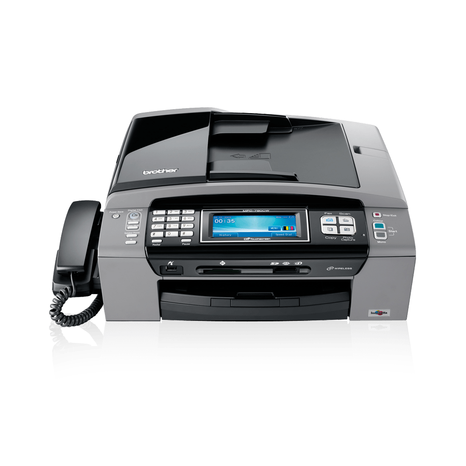 MFC-790CW all-in-one inkjet printer 2