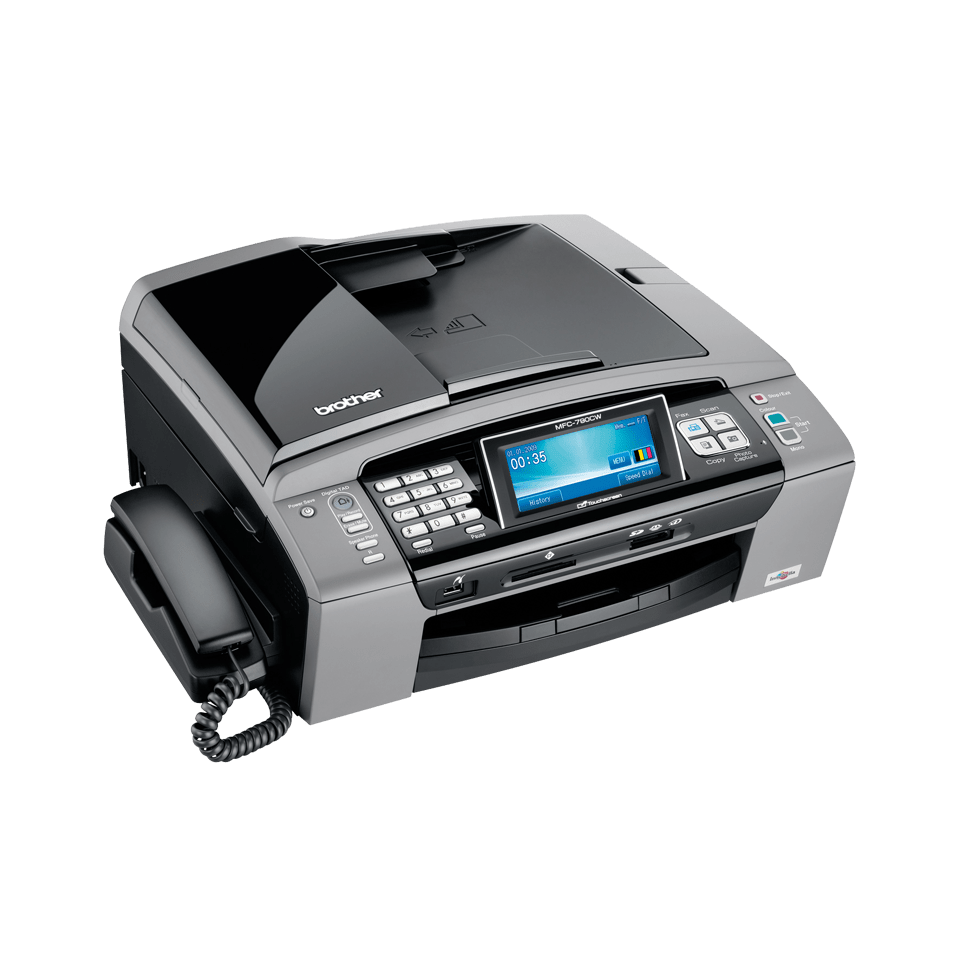 MFC-790CW all-in-one inkjet printer 3