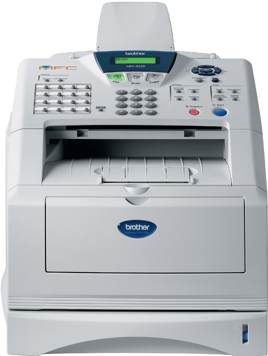 MFC8220 4-in-1 mono laser printer