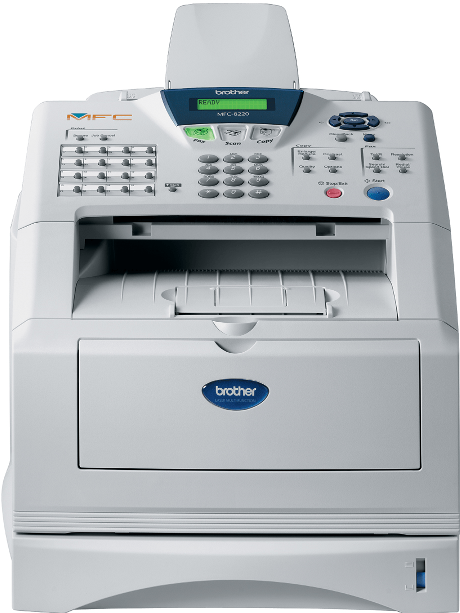 MFC-8220 all-in-one mono laser printer
