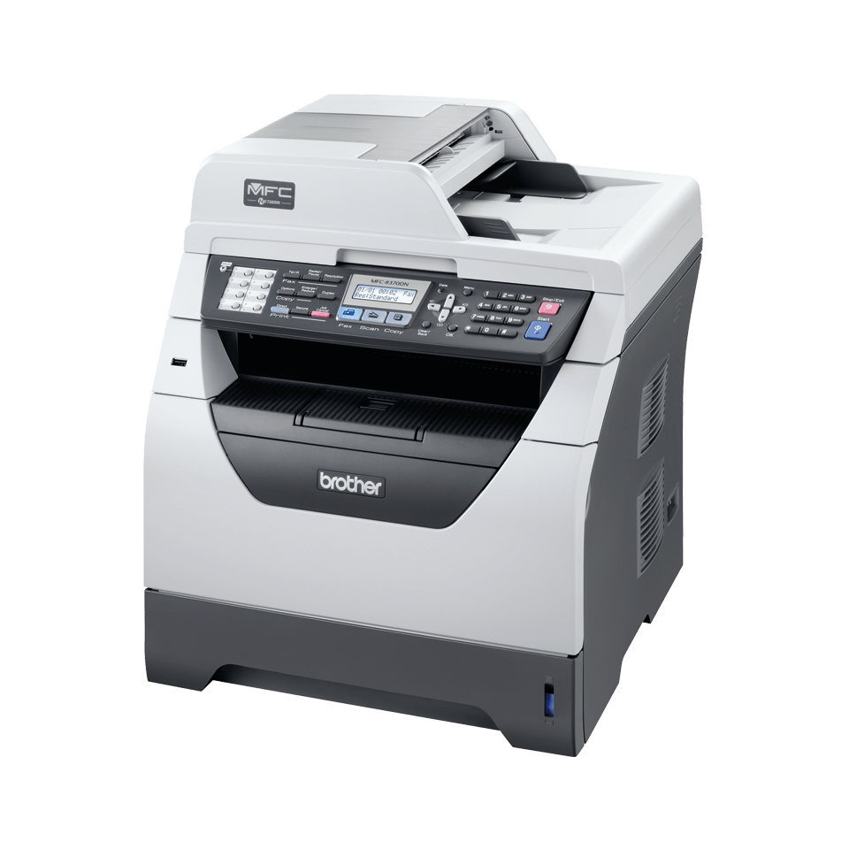 MFC-8370DN all-in-one mono laser printer