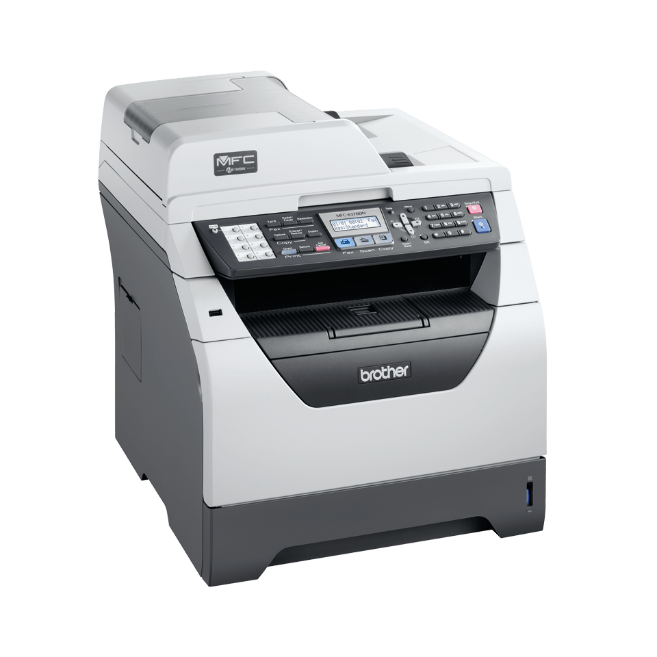 MFC-8370DN all-in-one mono laser printer 3