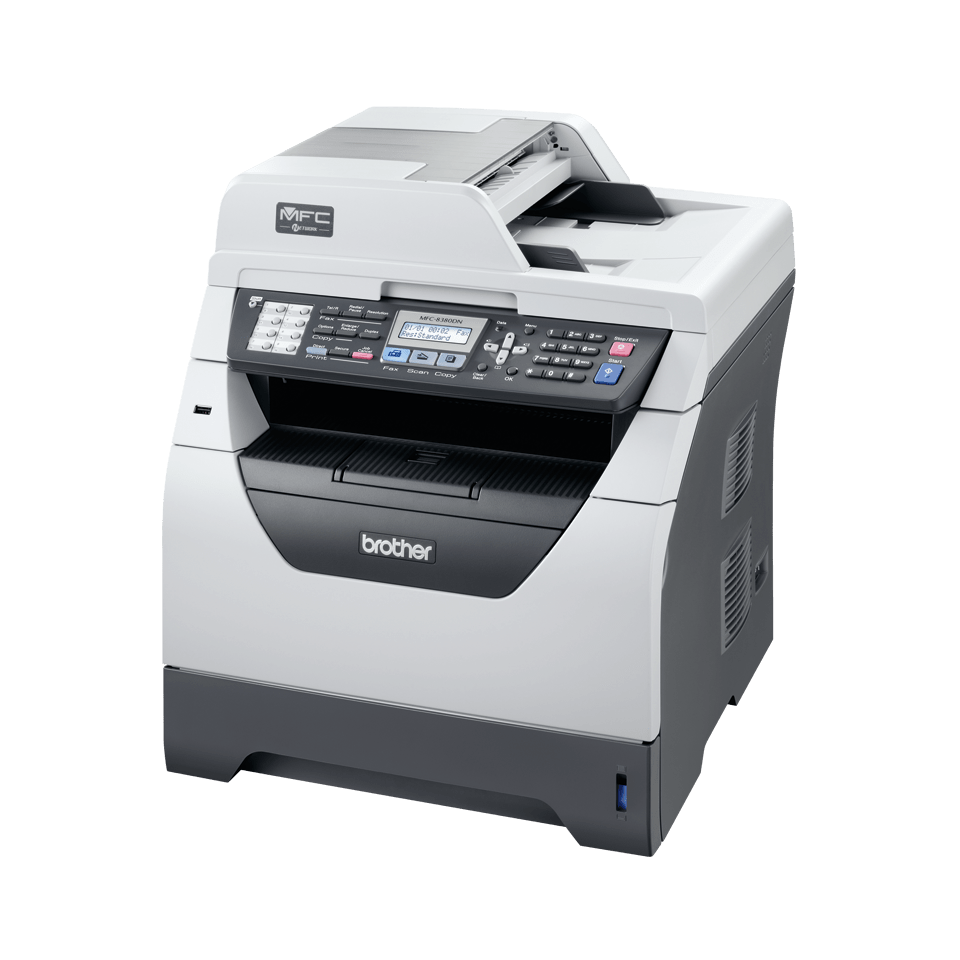 MFC-8380DN all-in-one mono laser printer