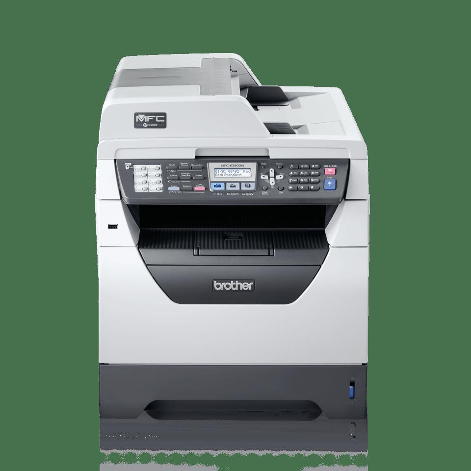 MFC-8380DN all-in-one mono laser printer 2