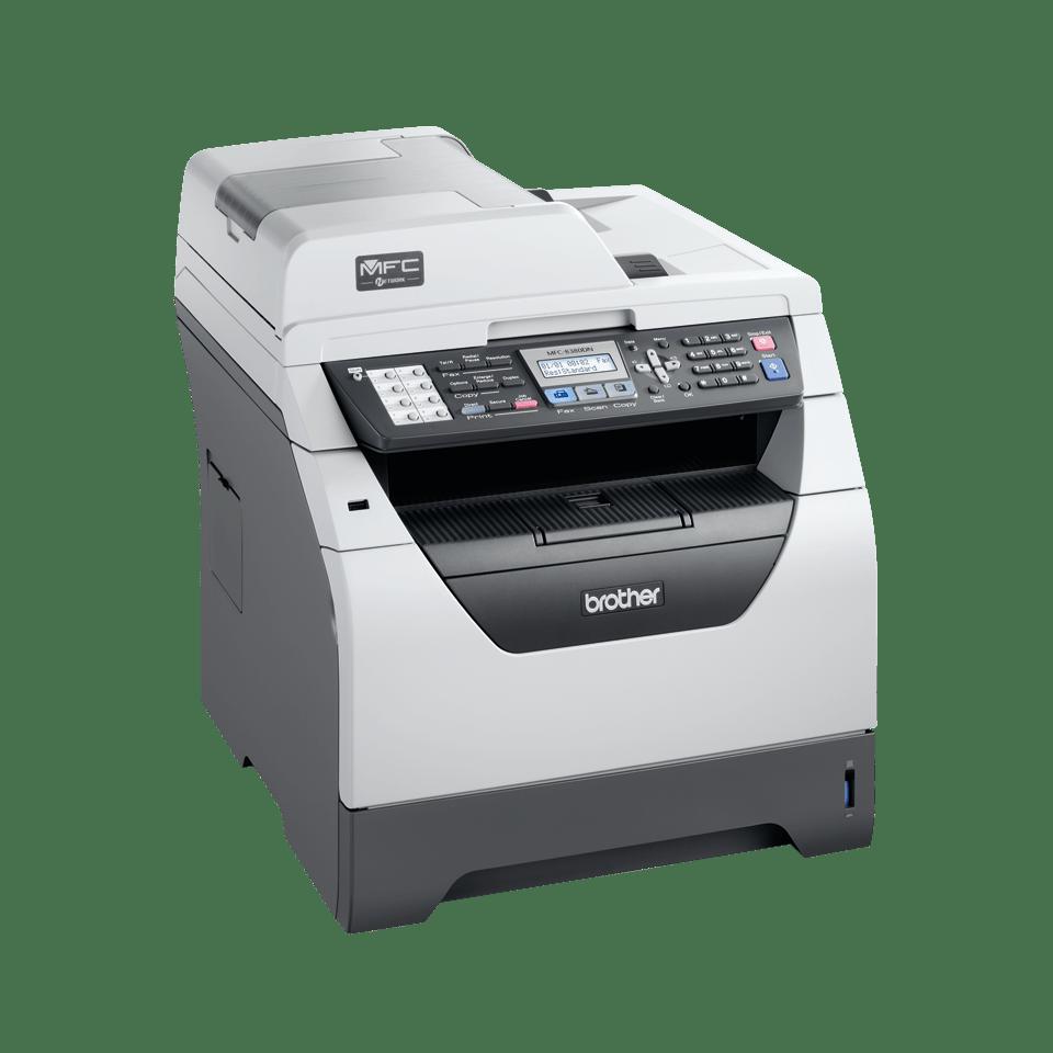 MFC-8380DN all-in-one mono laser printer 3