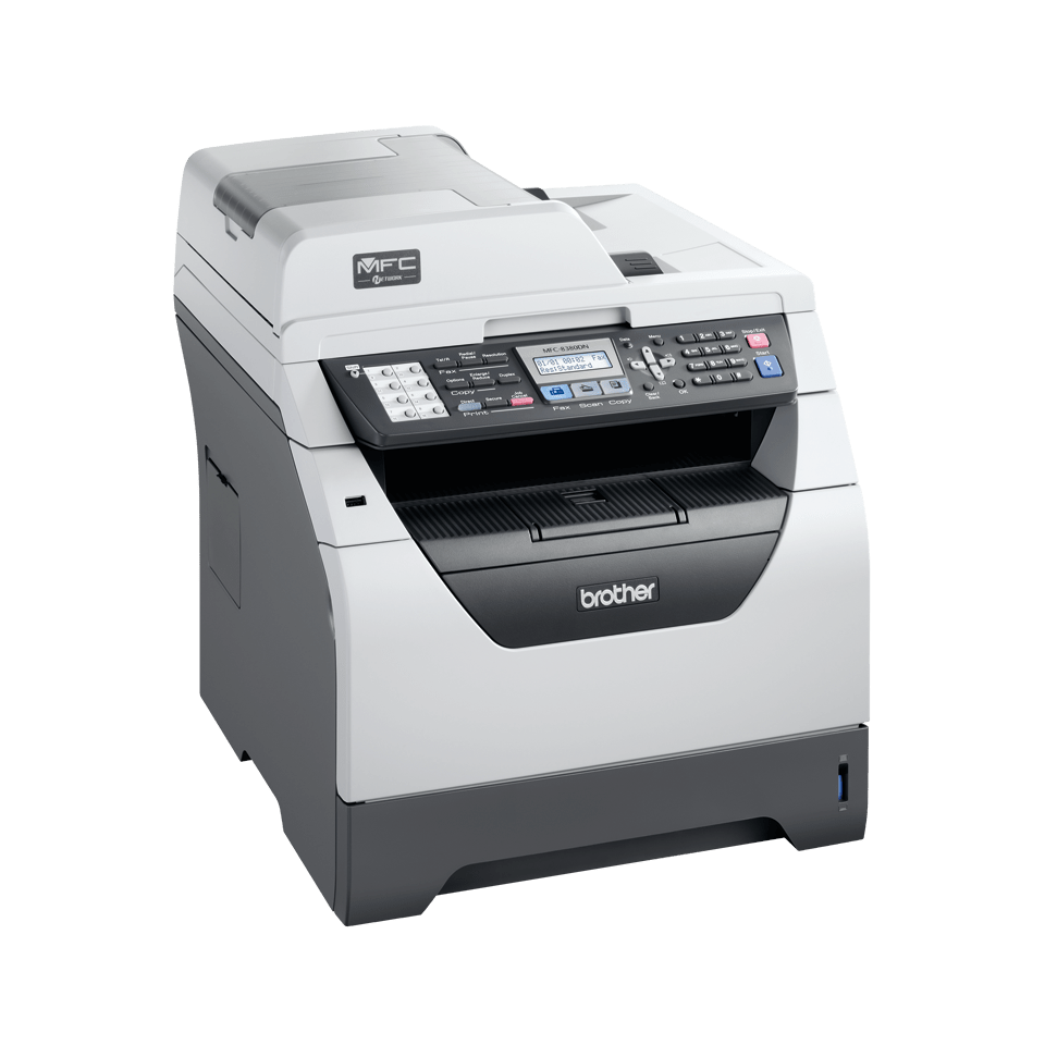 MFC-8380DN all-in-one mono laser printer 3