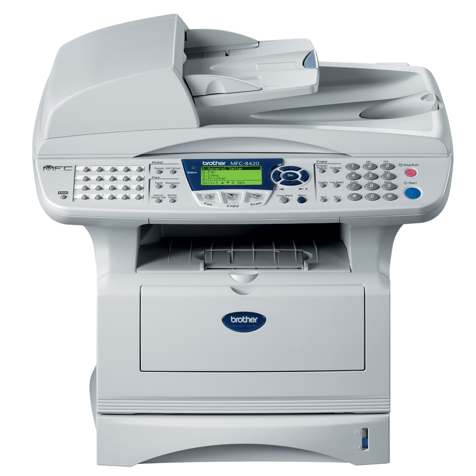 MFC-8420 4-in-1 mono laser printer