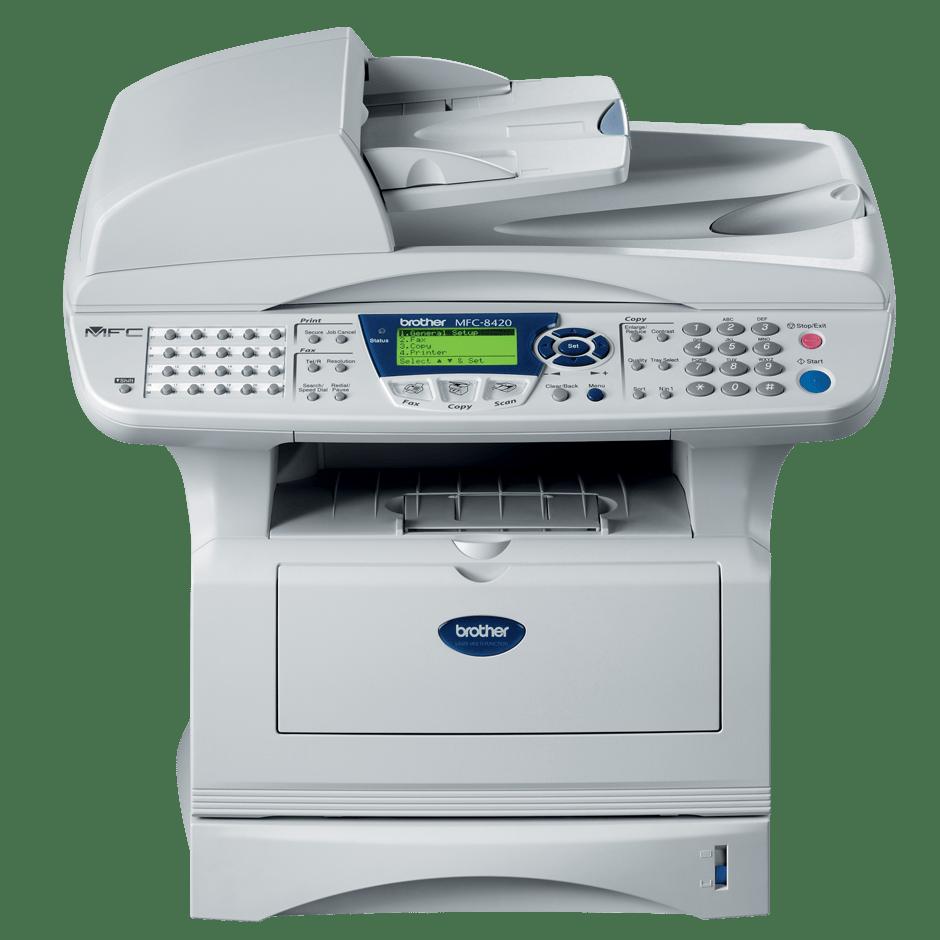MFC-8420 all-in-one mono laser printer