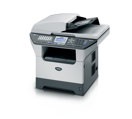 MFC-8460N all-in-one mono laser printer