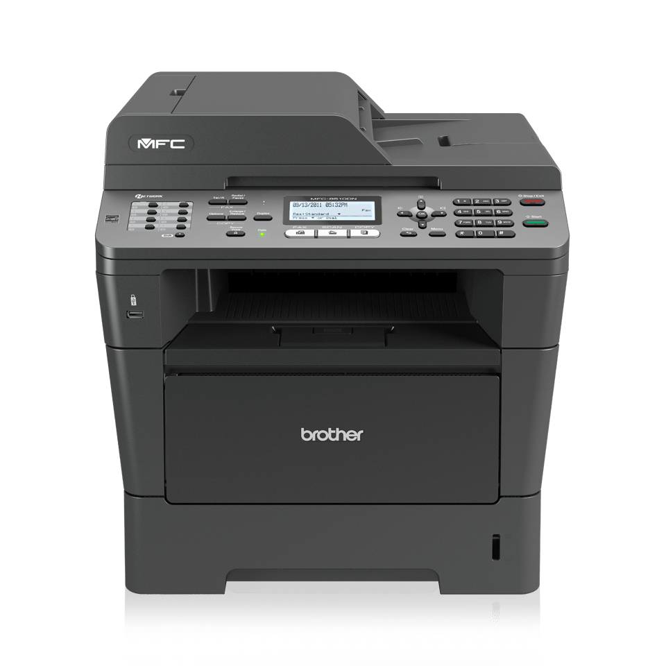 MFC-8510DN all-in-one zwart-wit laserprinter