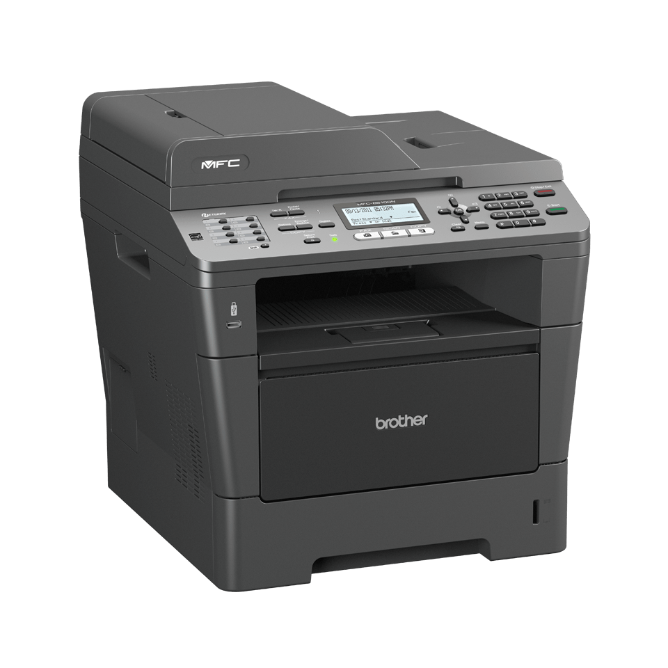 MFC-8510DN all-in-one zwart-wit laserprinter 3