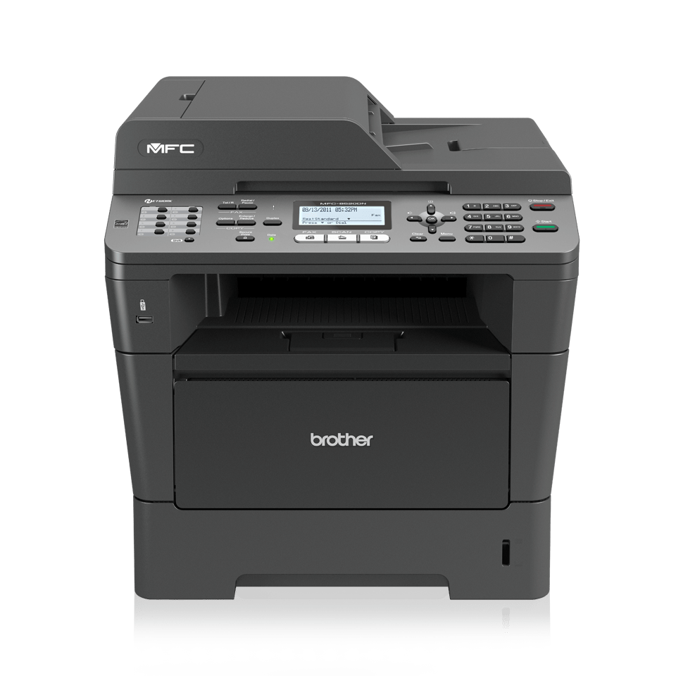 MFC-8520DN 4-in-1 mono laser printer