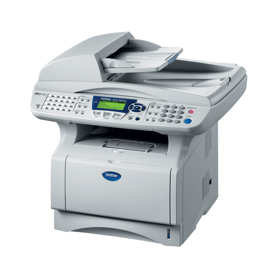 MFC-8820D all-in-one mono laser printer