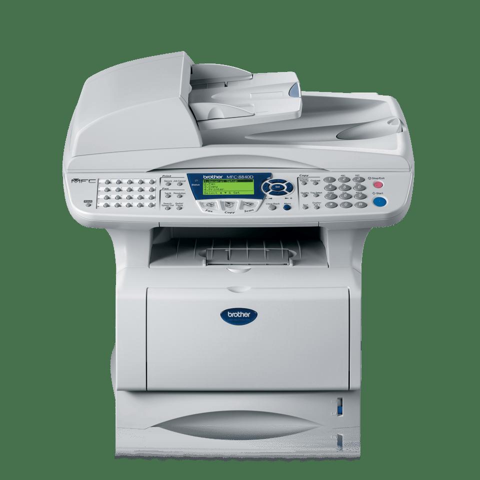 MFC-8840D 4-in-1 mono laser printer