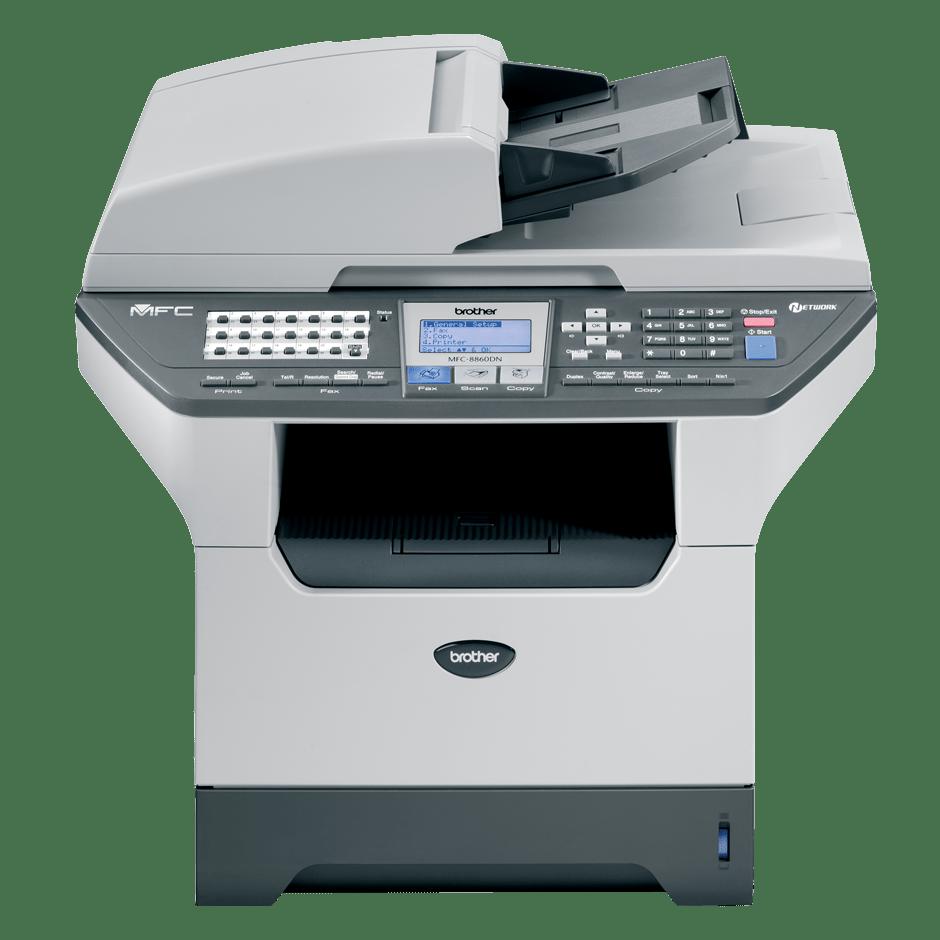 MFC-8860DN 4-in-1 mono laser printer