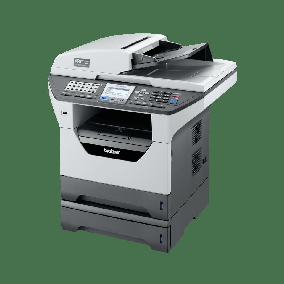 MFC-8880DN imprimante laser monochrome tout-en-un 4