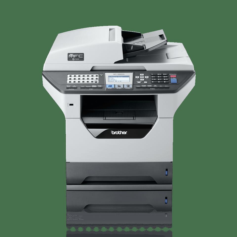 MFC-8880DN all-in-one zwart-wit laserprinter 6