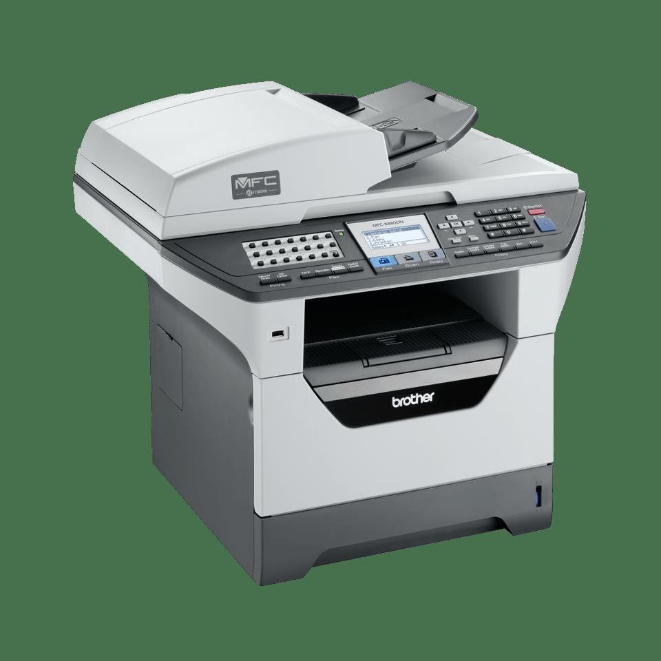 MFC-8880DN imprimante laser monochrome tout-en-un 3