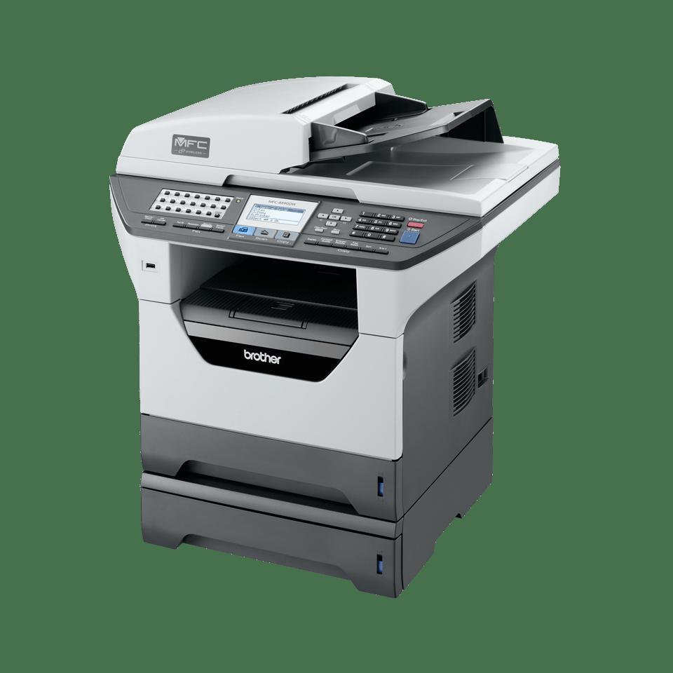 MFC-8890DW all-in-one mono laser printer 4