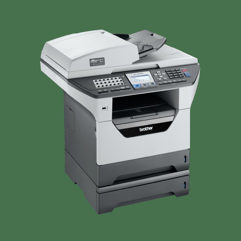 MFC-8890DW all-in-one mono laser printer 5