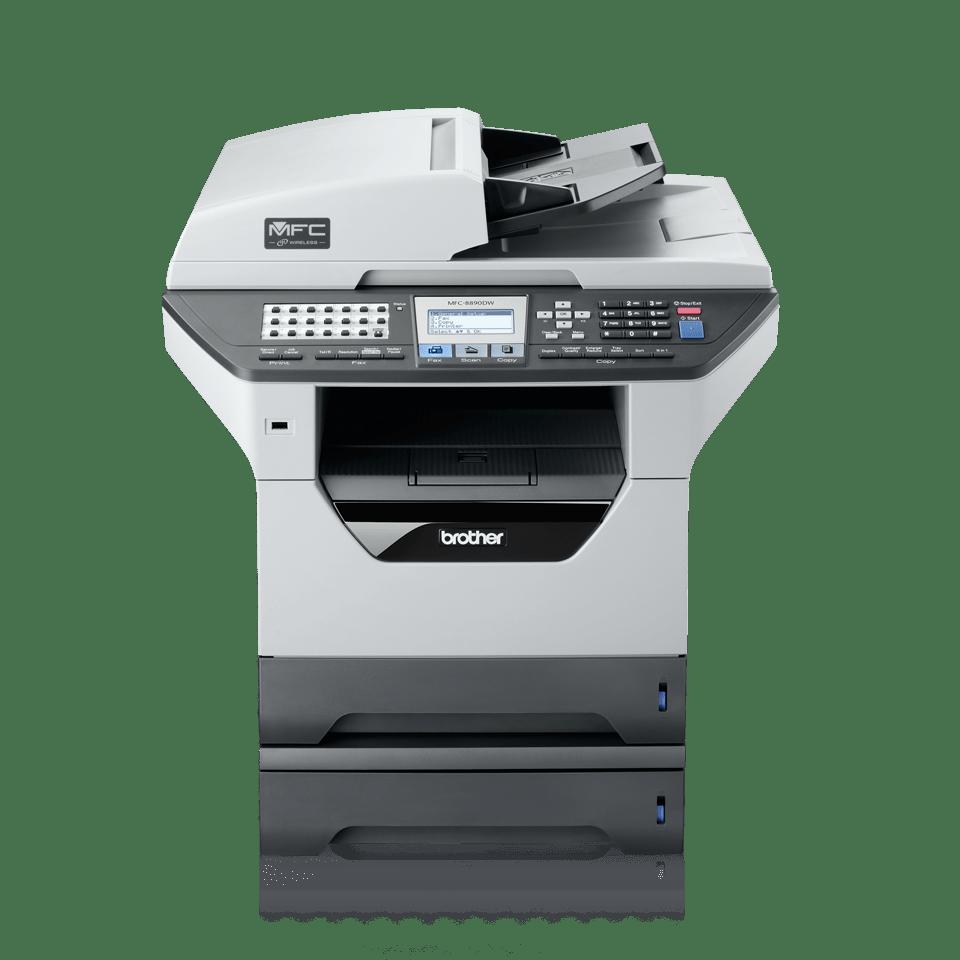 MFC-8890DW all-in-one mono laser printer 6