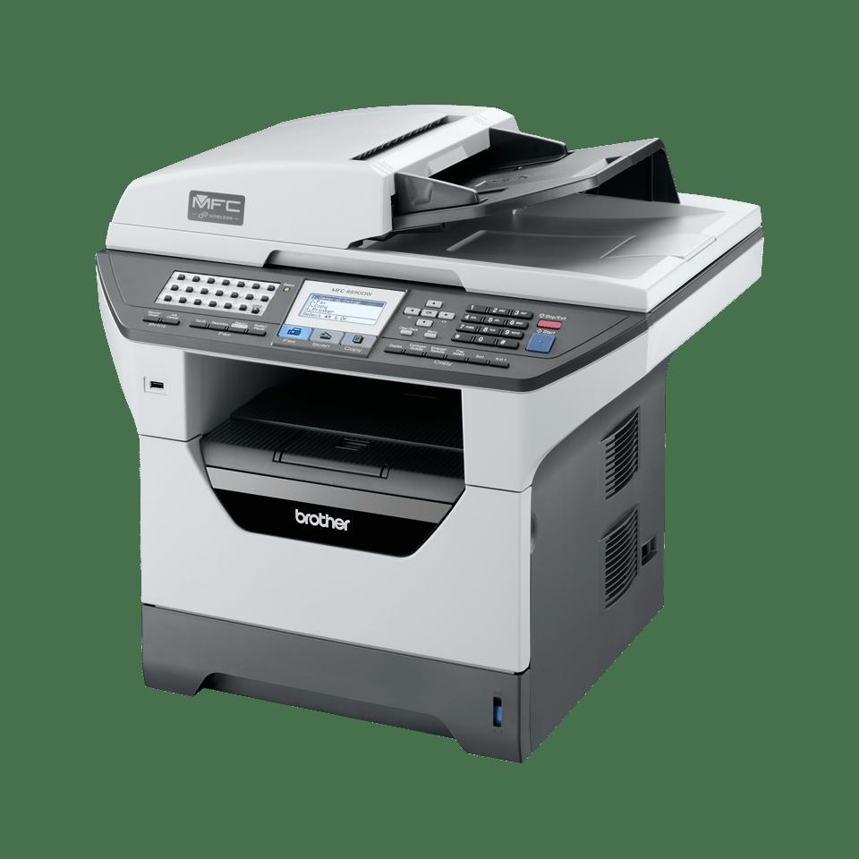 MFC-8890DW all-in-one mono laser printer 2