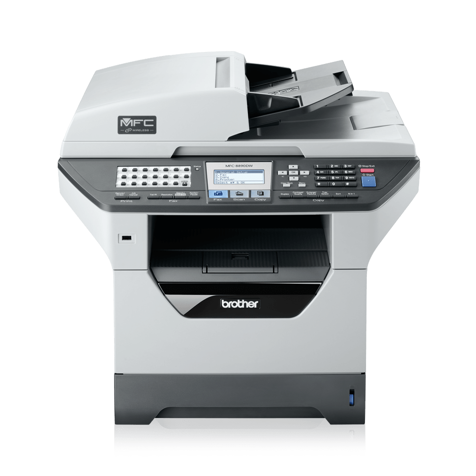 MFC-8890DW all-in-one mono laser printer
