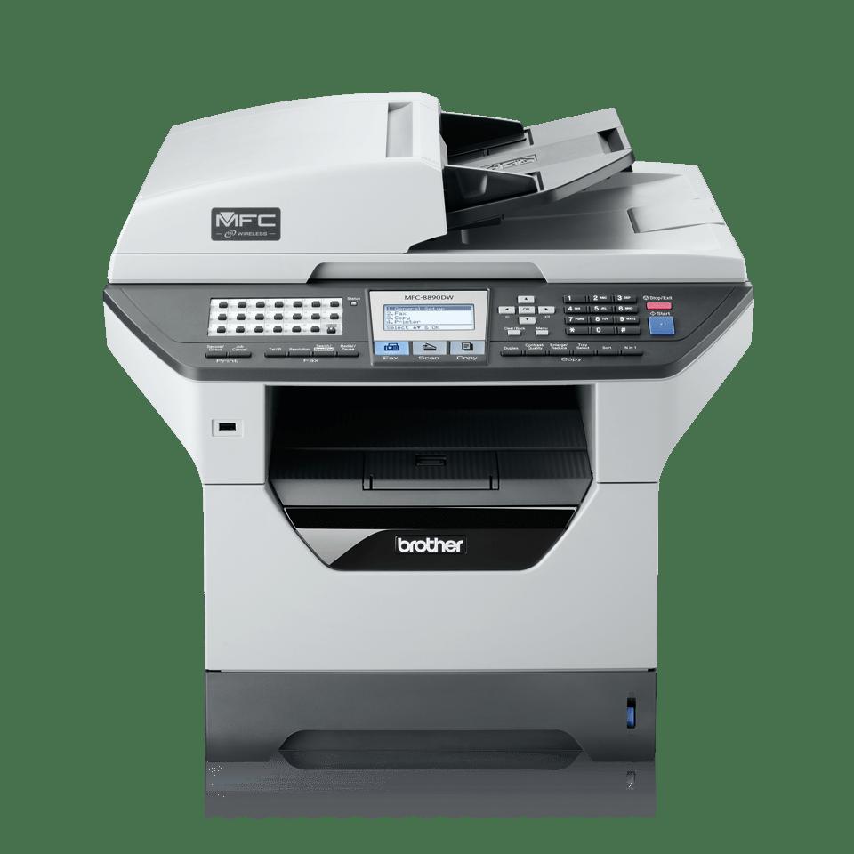 MFC-8890DW all-in-one zwart-wit laserprinter