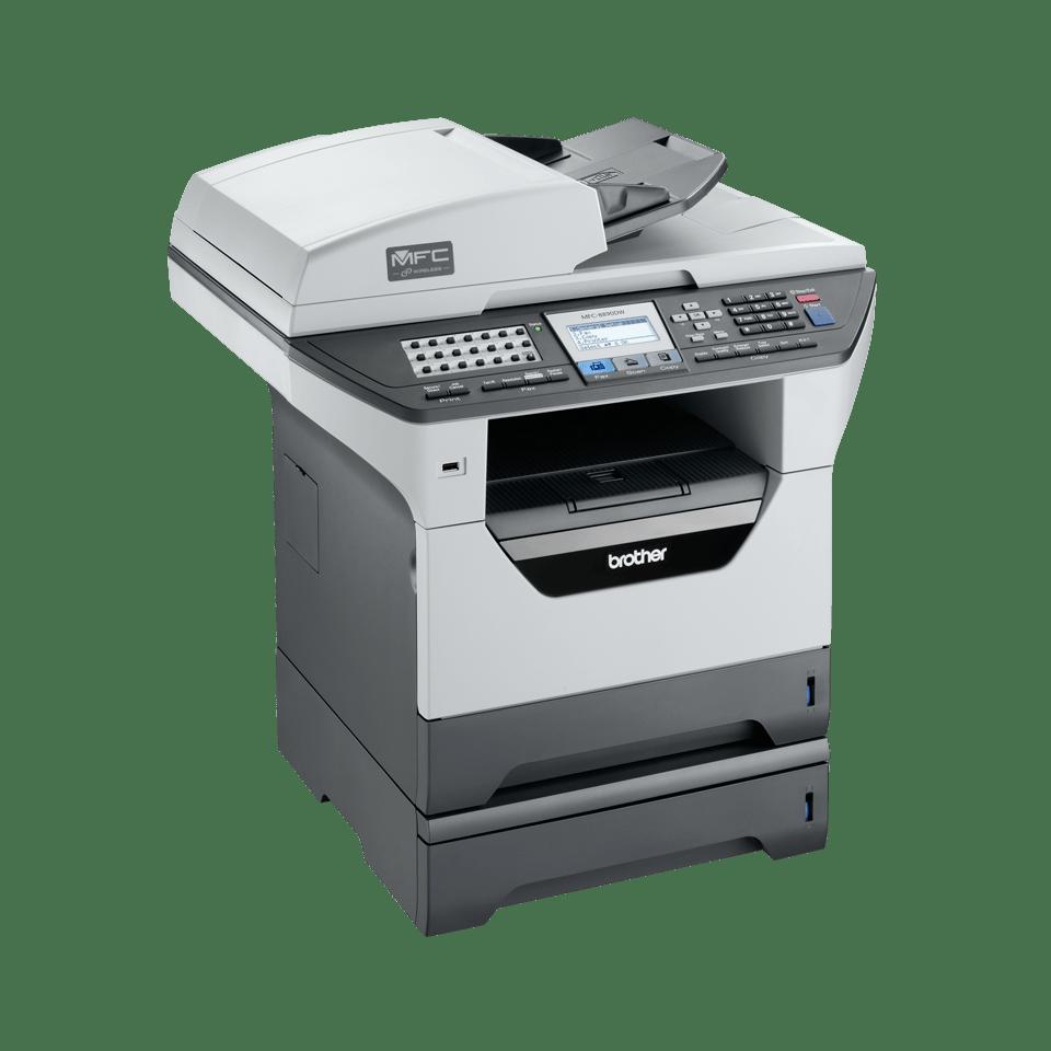 MFC-8890DW all-in-one mono laser printer 3