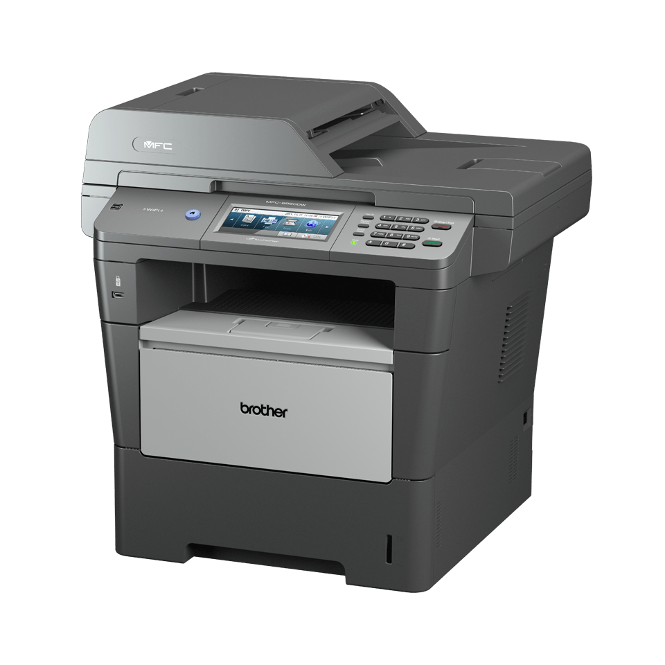 MFC-8950DW all-in-one mono laser printer 2