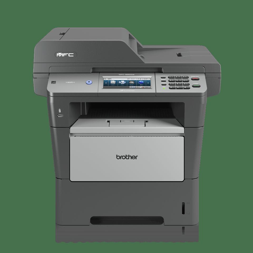 MFC-8950DW all-in-one mono laser printer