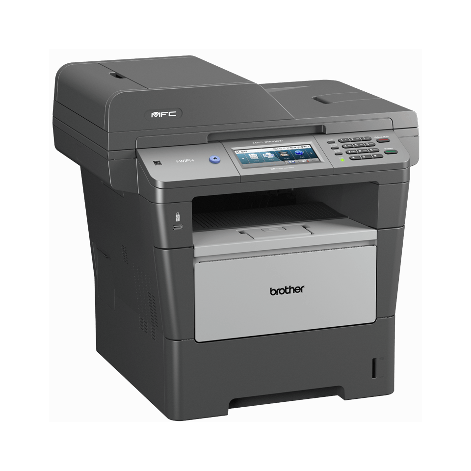 MFC-8950DW all-in-one mono laser printer 3
