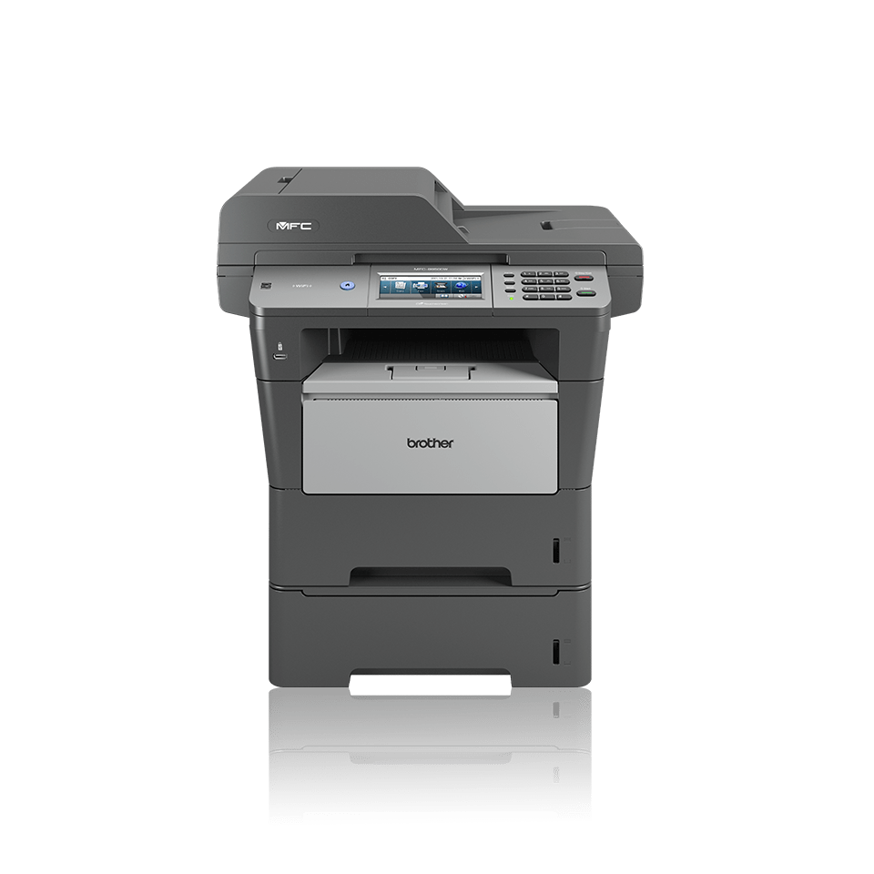 MFC-8950DWT all-in-one mono laser printer