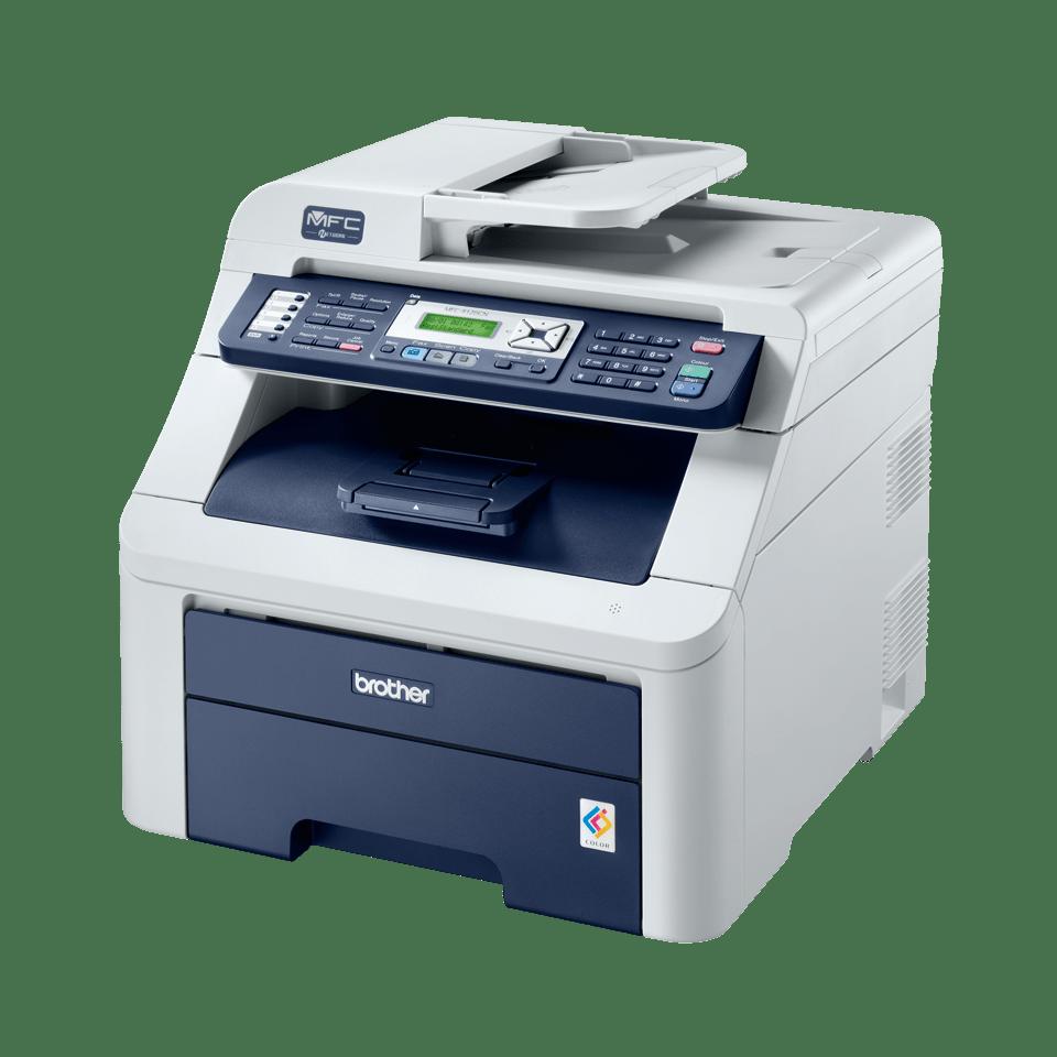 MFC-9120CN imprimante led couleur tout-en-un