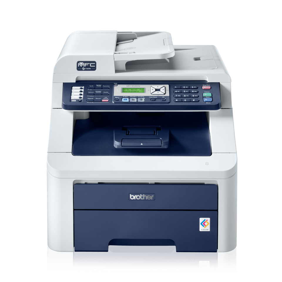 MFC-9120CN all-in-one kleurenled printer 2