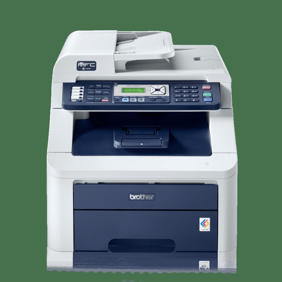 MFC-9120CN all-in-one kleurenled printer 2