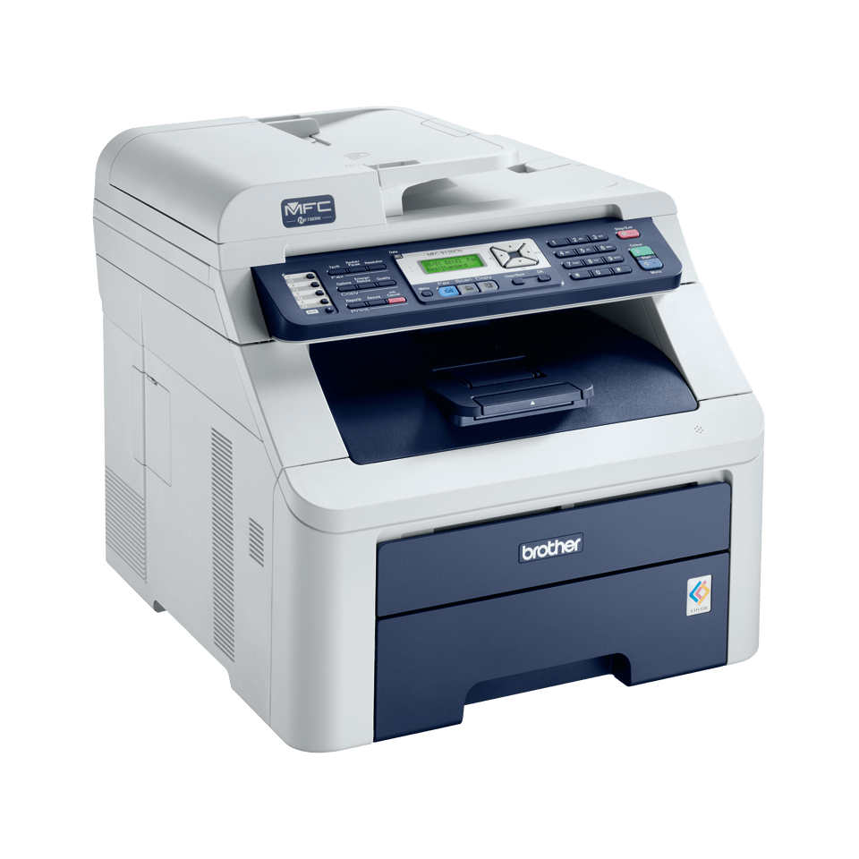 MFC-9120CN all-in-one kleurenled printer 3