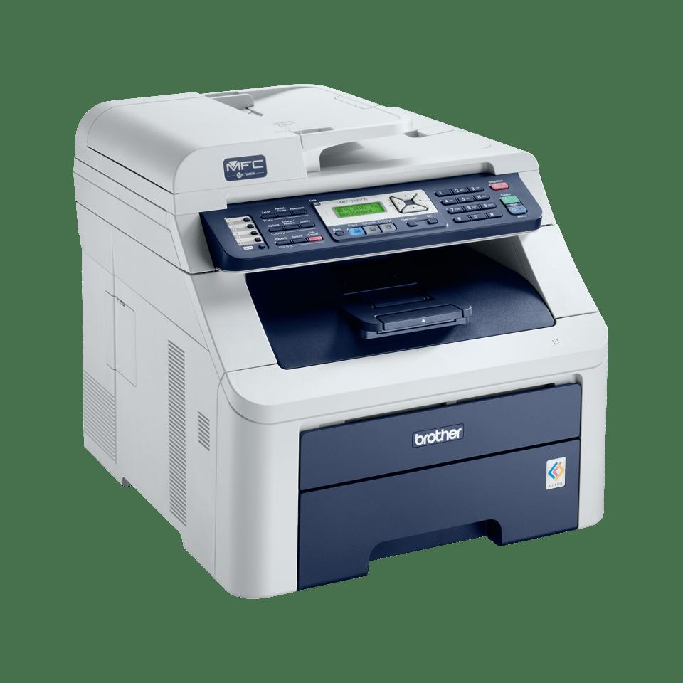 MFC-9120CN all-in-one kleurenled printer 3