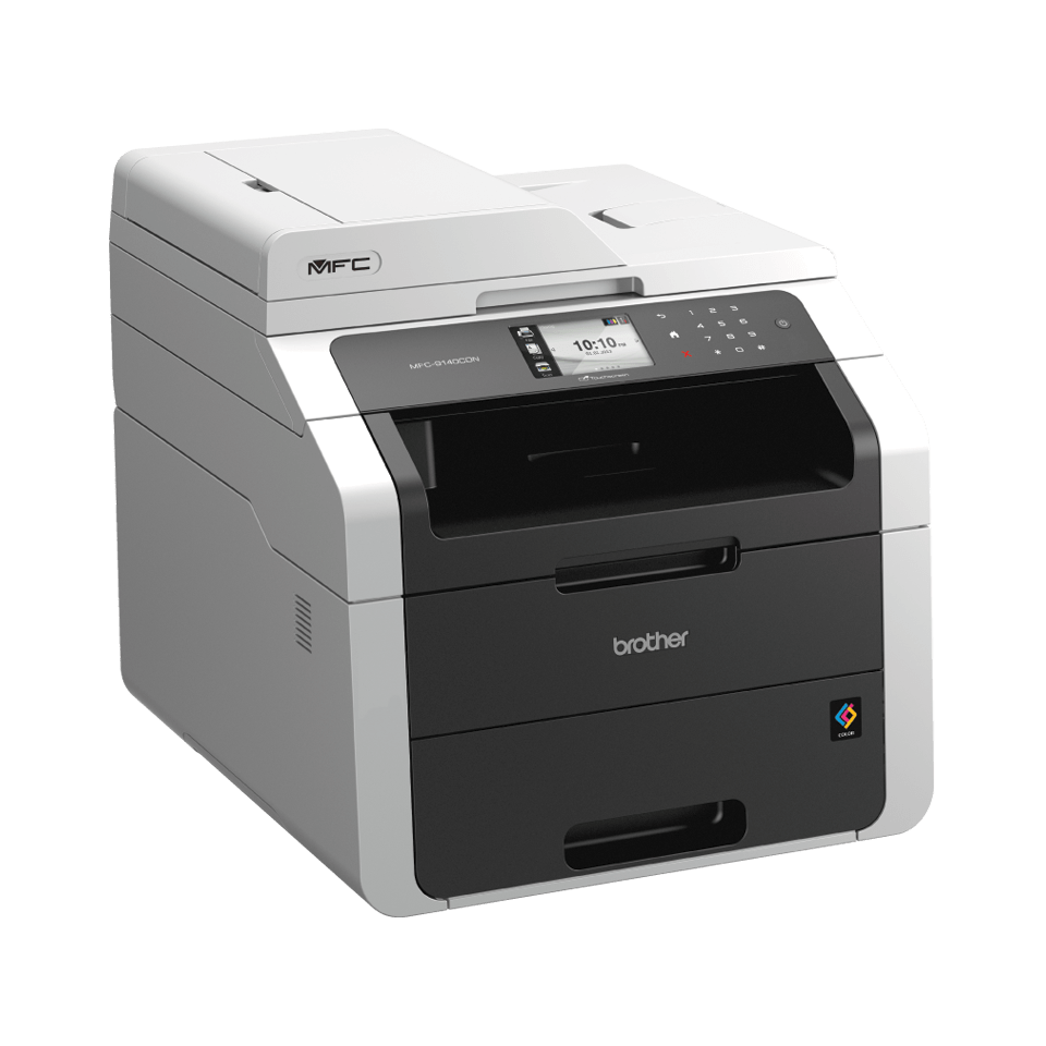 MFC-9140CDN all-in-one kleurenlaserprinter 3