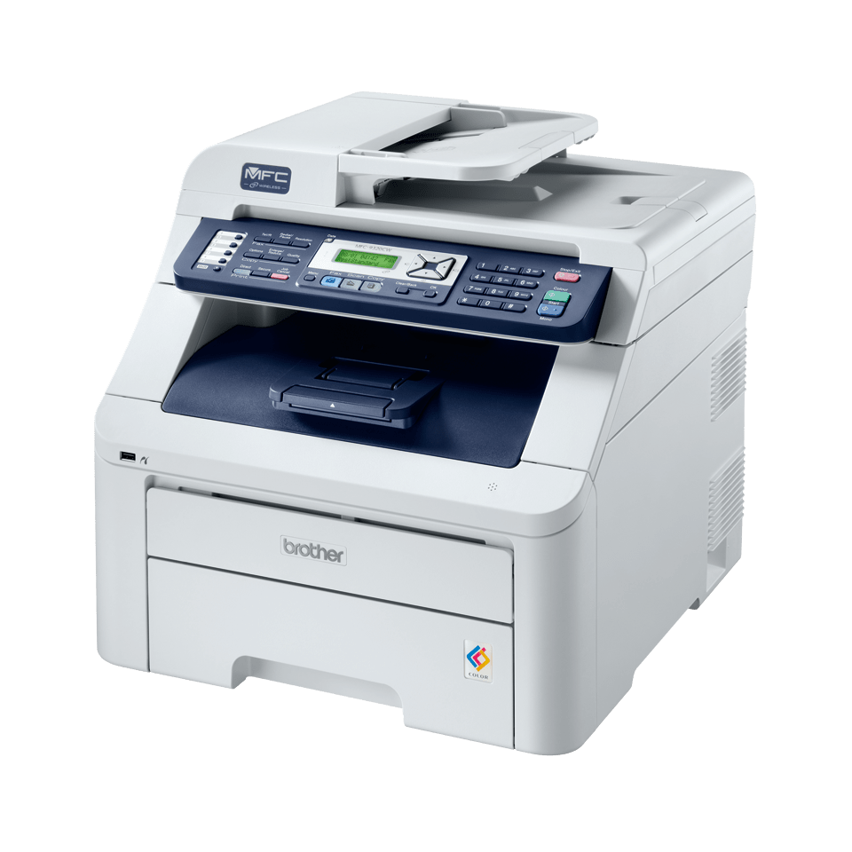 MFC-9320CW imprimante led couleur tout-en-un