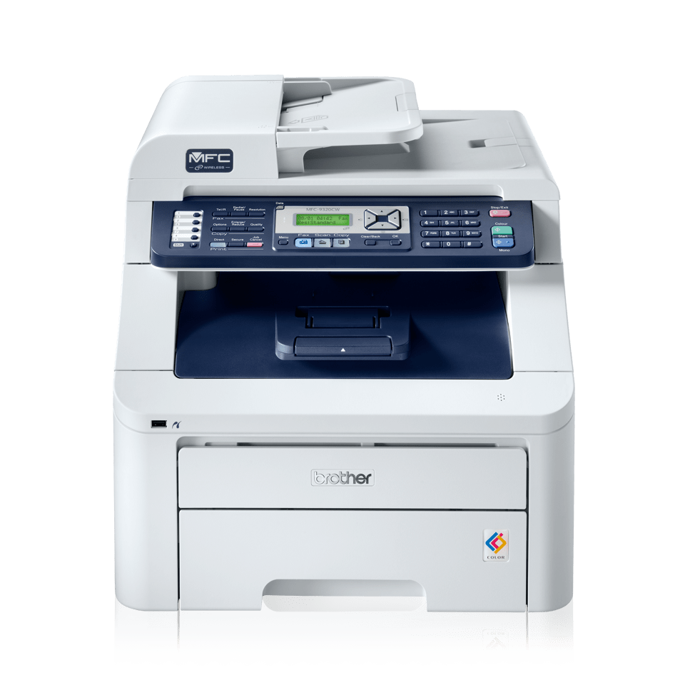 MFC-9320CW all-in-one kleurenled printer 2