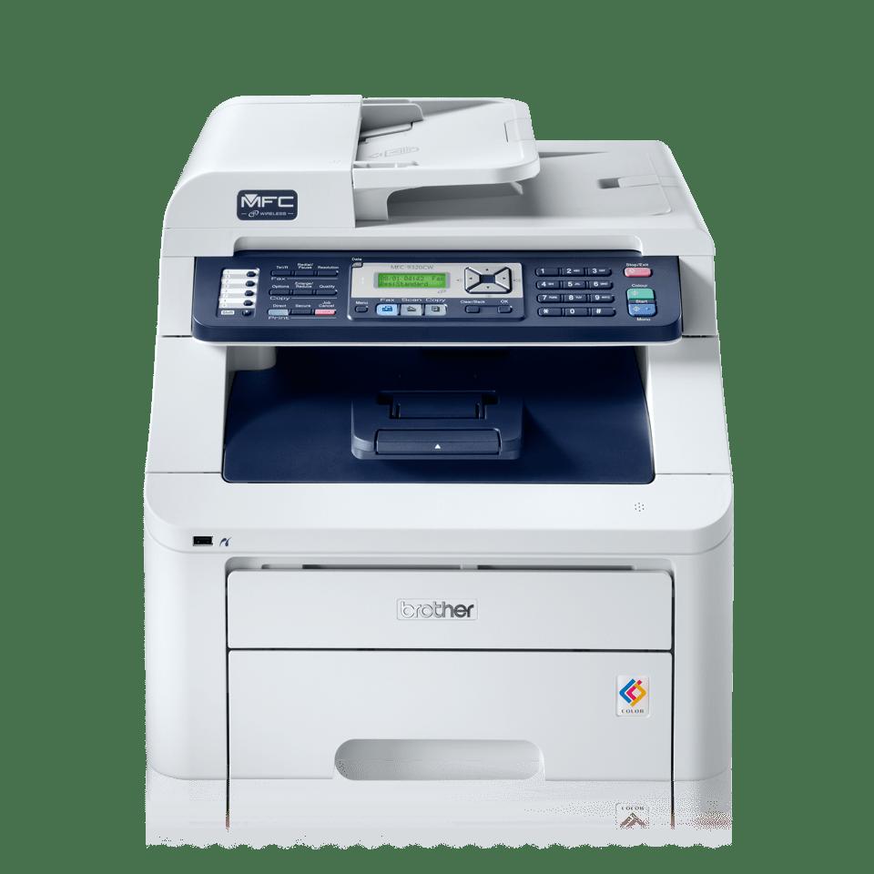 MFC-9320CW imprimante led couleur tout-en-un 2