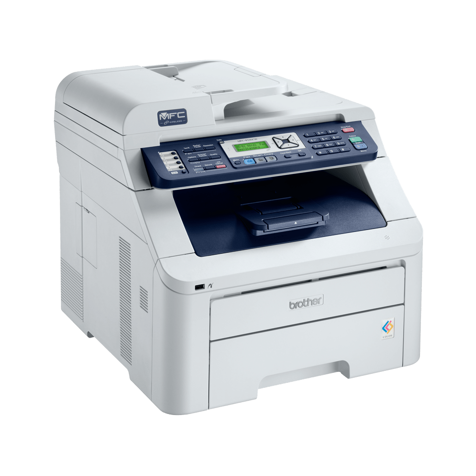 MFC-9320CW all-in-one kleurenled printer 3