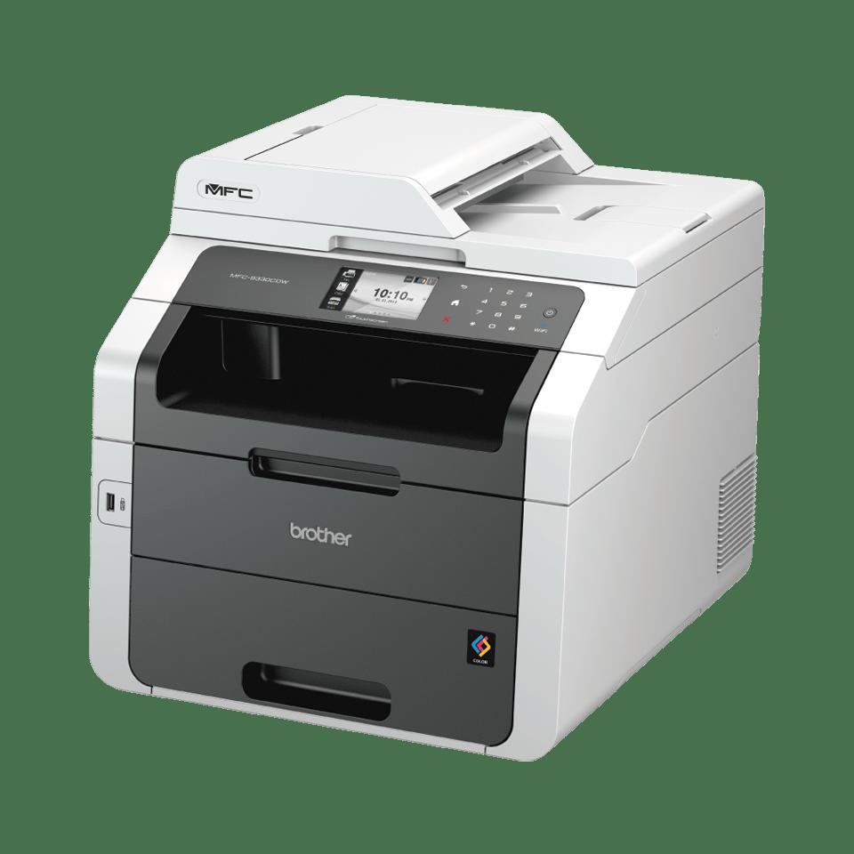 MFC-9330CDW all-in-one kleurenled printer 2