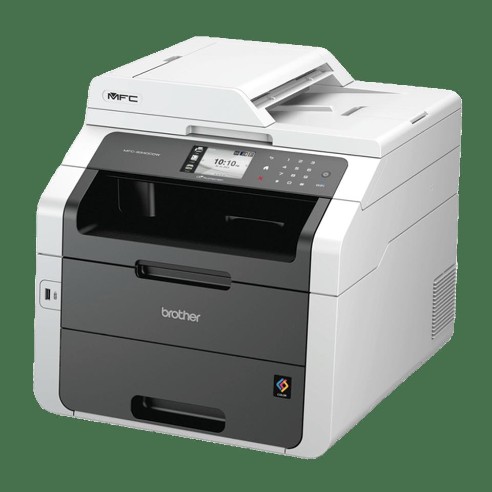 MFC-9340CDW all-in-one kleurenled printer 2