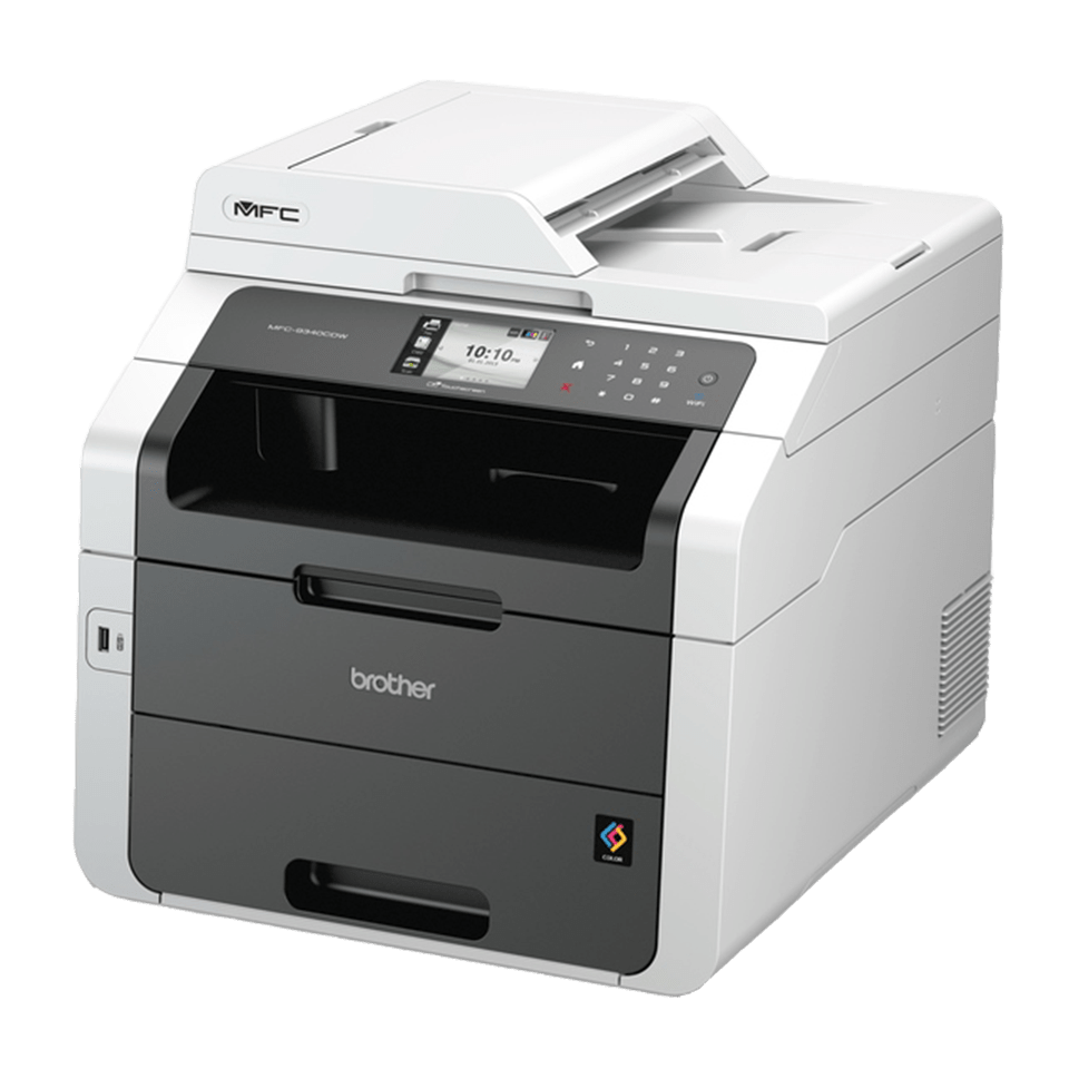 MFC-9340CDW all-in-one kleurenled printer 2