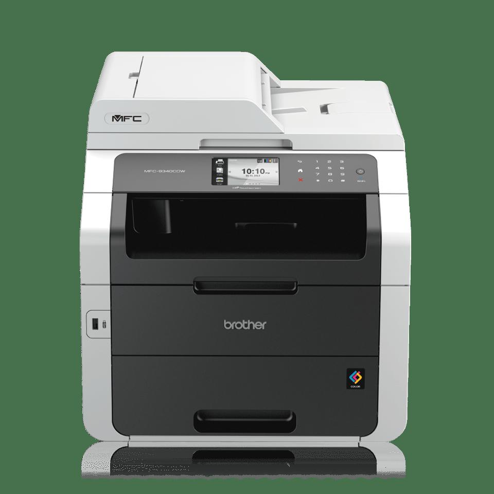 MFC-9340CDW all-in-one kleurenled printer